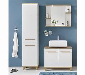 Meuble Sous Vasque 80 Cm : meuble sous lavabo but cosmeticuprise ~ Nature-et-papiers.com Idées de Décoration