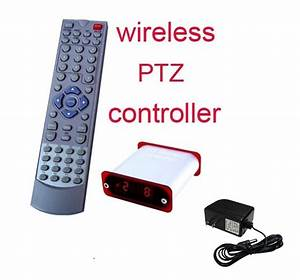Ptz Camera Ir Remote Control Rs485 Pelco D  P Wireless