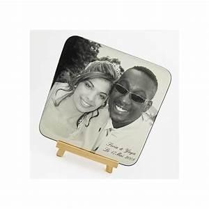 Cadre Photo Mariage : cadre photo personnalis miroir grav mariage photo ~ Teatrodelosmanantiales.com Idées de Décoration