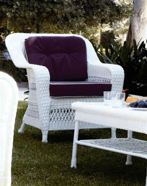 chaise en r sine tress e stunning salon de jardin tresse blanc gallery awesome