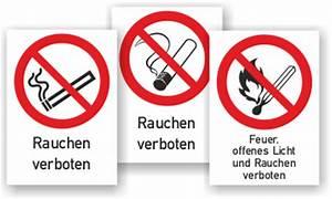 Offenes Feuer Auf Eigenem Grundstück : rauchverbotsschilder rauchen verboten schilder ~ Lizthompson.info Haus und Dekorationen