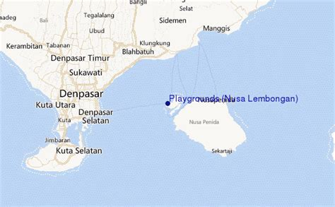 playgrounds nusa lembongan previsoes   surf