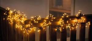 Lichterkette Außen Weihnachten : balkon beleuchtung lichterkette ~ Buech-reservation.com Haus und Dekorationen