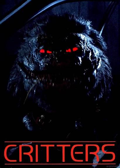 Critters Horror Gifs Binge Bounty Monster Movies