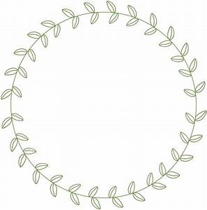 circle leaf border - Google Search | Chalkboard ...