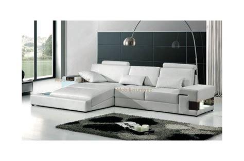 deco chambre adulte gris et blanc canapé cuir d 39 angle design et pas cher montelimar