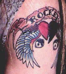 Guns Roses Tattoo Design