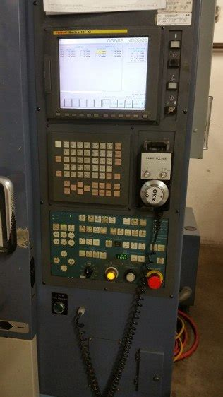 okk horizontal machining center model hm   atc