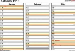 Kalender Zum Ausdrucken 2016 : kalender 2016 zum ausdrucken als pdf 16 vorlagen kostenlos ~ Whattoseeinmadrid.com Haus und Dekorationen