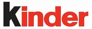 Kinder – Logos, brands and logotypes