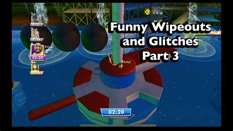 wipeout game wii funny wipeouts