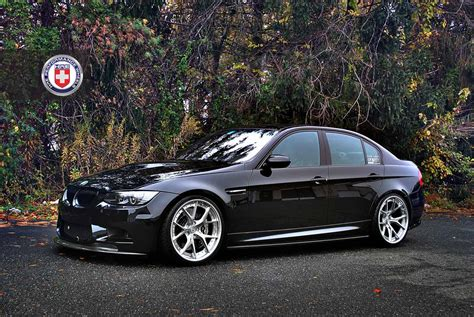Black Bmw E90 M3 On Hres Is Simply Beautiful