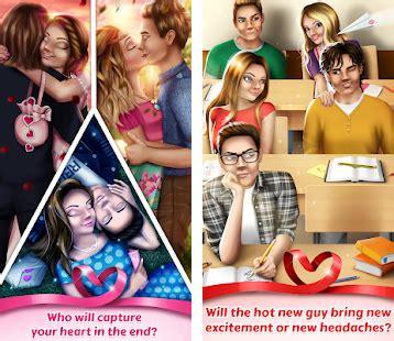 teen love story games  girls apk  latest