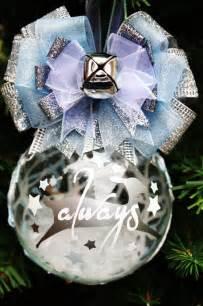 Always Harry Potter Christmas Ornament