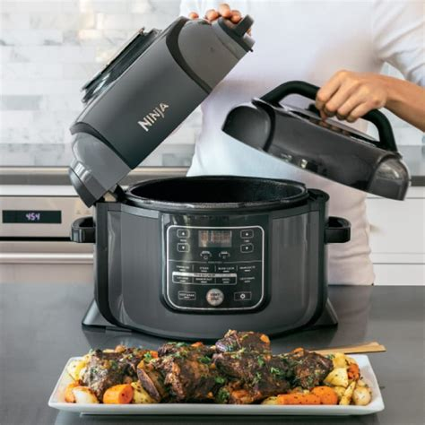 exclusive offer ninja foodi tendercrisp pressure cooker
