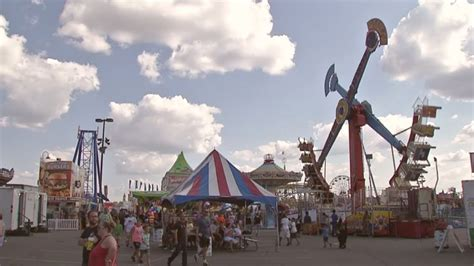 State Fair Midway Rides