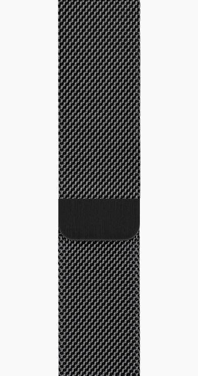 Apple Watch Series 4 GPS + Cellular, 40mm Space Black