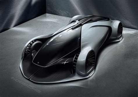 Car Design Future : This Porsche Isn't For Humans