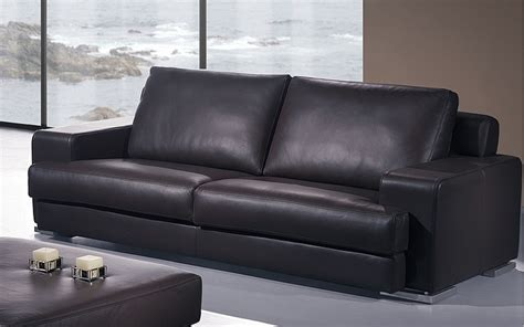 sofas em couro sofas em pele sofas