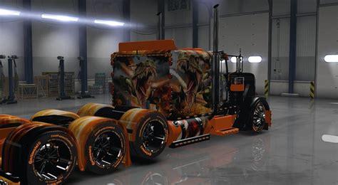 ats truck skin   american truck simulator mod
