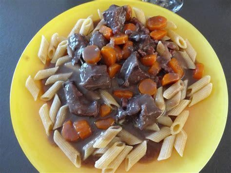 cuisine weight watchers boeuf bourguignon chrysb recette cuisine companion