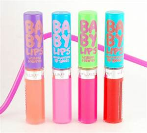 Maybelline Baby Lips Moisturizing Gloss review – Swatch ...