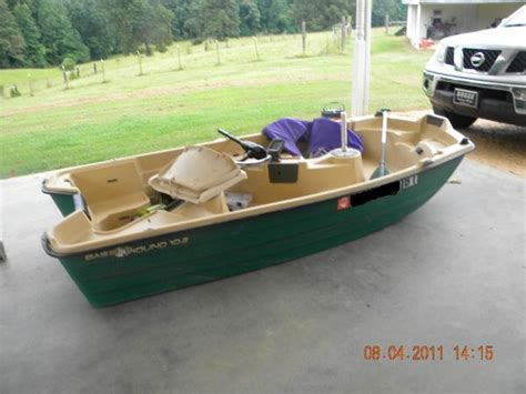 Small Boat With Trolling Motor by Bigger Trolling Motor Or Small Gas Motor