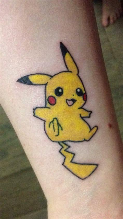 pikachu tattoo designs ideas  meaning tattoos