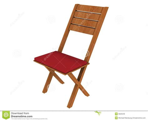 folding chair royalty free stock images image 3025549