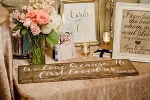 Wedding gift table ideas - Freeland Photography - Belle ...