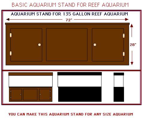 aquarium stand plans woodwork city  woodworking plans