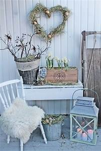 27 Peaceful Yet Lively Scandinavian Spring D U00e9cor Ideas
