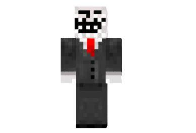 Troll Face Skin 9minecraftnet