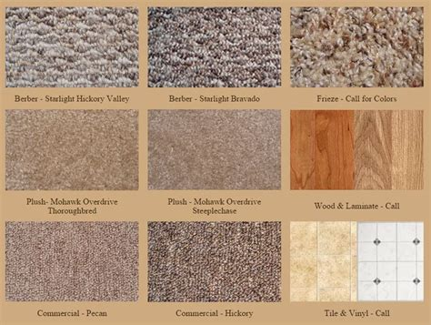 Best Type Of Flooring For Arizona by Carpet Types Carpet Vidalondon