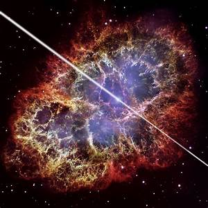 'Jaw-Dropping!' Crab Nebula's Powerful Beams Shock ...