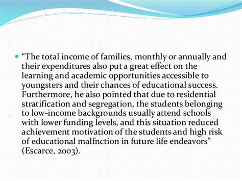 Factors Affecting High School Students' Academic Motivation In Taiwan