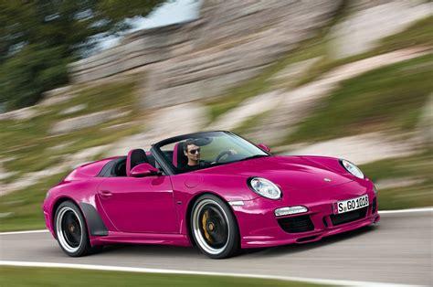 pink porsche convertible pink porsche car pictures images â super pink porsche