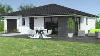 exceptionnel architecture villa moderne gratuit 18 pin plan de maison plain pied moderne toit
