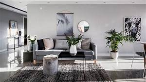 Beautiful Scandinavian Style Home - Elegant Interior