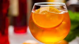 italian aperol spritz punch today com