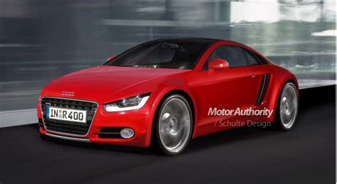 Audi Denies R4 Plans