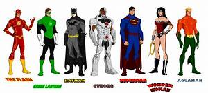 Too Buff Syndrome in Justice League War? - Justice League ...
