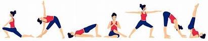 Poses Yoga Recovery Addiction Transformation