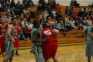 Thurston County College Rivalry Basketball Game - Saint ...