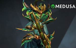 Solo Offlane Medusa Looks Legit With The New Dota 2