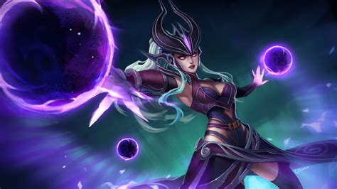 Animated Wallpaper Reddit - syndra animated wallpaper leagueoflegends
