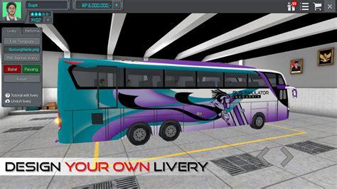 bus simulator indonesia  apk  android jember cyber game  software gratis terbaru