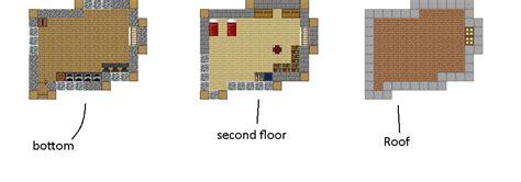 minecraft pe house floor plans minecraft house set up blueprints by xsentinelxgaming99x