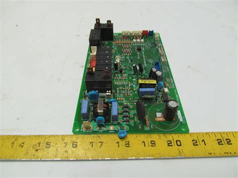 Packaged Terminal Air Conditioner Circuit
