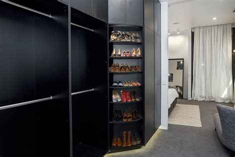 revolving shoe rack the block revolving shoe rack cabinetmakers choice